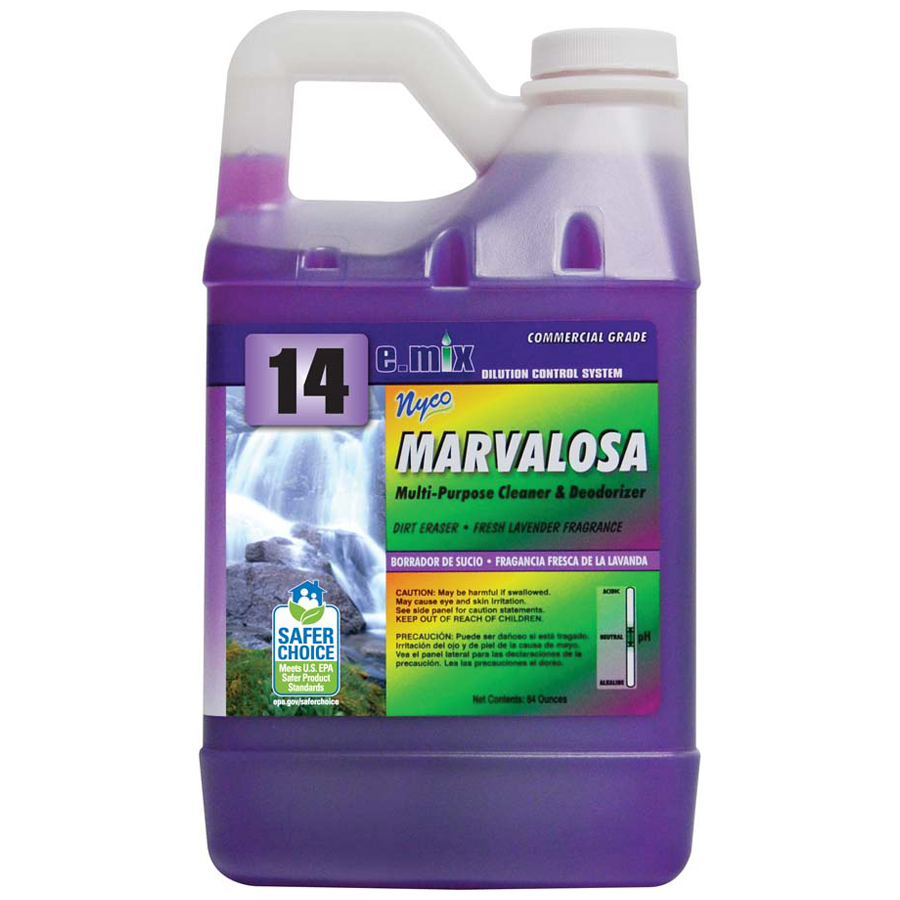 E-Mix #14 Marvalosa  Muilti Cleaner 64oz 4/cs